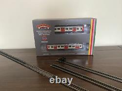 00 gauge Bachmann S-stock London Underground set DCC Ready 35-990A