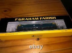 372-243 Graham Farish Class 47 47701 Saint Andrew BR Blue 6 Pin DCC Ready