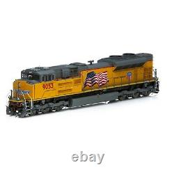 ATHEARN G89832 SD70ACe UNION PACIFIC RD # 9053 HO, TSUNAMI 2 DCC and SOUND, DC