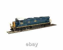 ATLAS 10002678 HO SCALE NRE Genset II Silver CSX #1313 Diesel DC, DCC READY