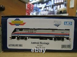 Athearn Genesis G81101 Ho Amtrak P40/42 Phase II Heritage Rd # 130 Dc, DCC Rdy