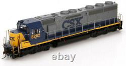 Athearn Genesis HO Scale EMD SD45-2 DCC/Sound CSX Transportation #8262