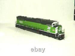 Athearn Genesis Ho Scale Sd60m Tri-clops Locomotive (dcc Ready) Bn G75501