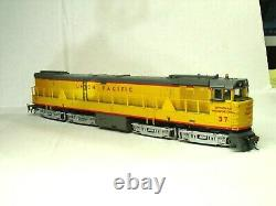 Athearn Genesis Ho Scale U50 Locomotive (no Dcc) Union Pacific G41008
