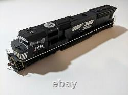Athearn Genesis SD70M NS# 2591 With DCC and Tsunami Sound ATHG69284