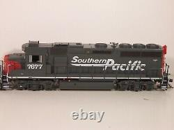 Athearn Genesis Southern Pacific GP40-2 with DCC/Tusnami2 sound. HO Scale NIB