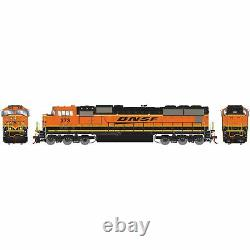 Athearn HO SD75M Locomotive with DCC & Sound BNSF Late Heritage #273 ATHG70650