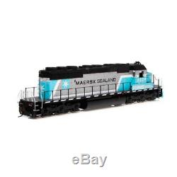 Athearrn ATH71628 SD40-2 withDCC & Sound NS/Maersk #3329 RTR Train HO Scale