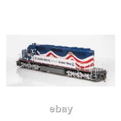 Athearrn ATH71629 SD40-2/DCC/SND UP/United Way #3300 RTR Train HO Scale