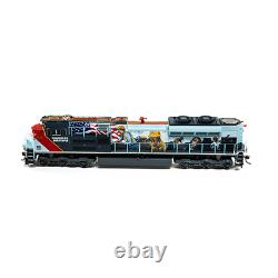 Athearrn ATHG01111 Union Pacific SD70ACe withDCC & Sound #1111 Locomotive HO Scale