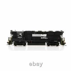 Athearrn ATHG64644 Norfolk Southern GP49 with DCC & Sound #4601 Locomotive HO Scle