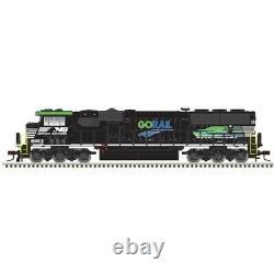 Atlas 40003990 M SD-60E with DCC Sound Norfolk Southern GORail 6963 Locomotive