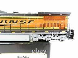 Atlas BNSF #871 H3 Swoosh Logo Dash 8-40CW Diesel Locomotive QSI DCC Sound