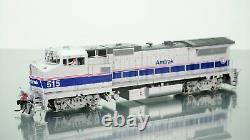 Atlas Master Dash 8-32BW Amtrak Phase IV DC/DCC (no sound) HO scale