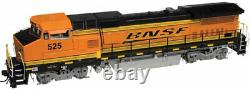 Atlas Master Series Gold BNSF GE Dash 8-40BW #526 DCC with sound HO