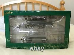 BACHMANN 29002 On30 2-4-4-2 STEAM LOCOMOTIVE NEW IN BOX WITH DCC (NO SOUND)