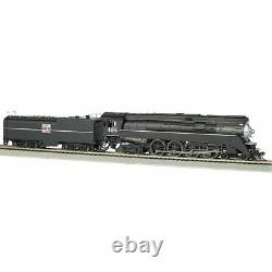 BACHMANN 50206 HO SCALE GS6 4 4-8-4 Western Pacific 485 BLK Steam Locomotive DCC