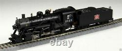 BACHMANN 51317 HO Rock Island #2123 2-8-0 Consolidation Steam Loco with DCC