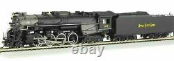 BACHMANN 52401 HO SCALE NKP #765 2-8-4 Berkshire Steam Locomotive DCC & SOUND
