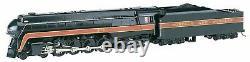 BACHMANN 53202 HO Scale N&W #613 Class J 4-8-4 LOCOMOTIVE with DCC & Sound
