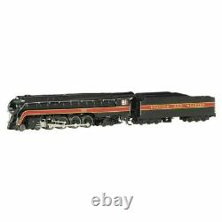 BACHMANN 53252 N Norfolk & Western 608 CLASS J 4-8-4 Econami Sound & DCC