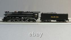 BACHMANN HO BERKSHIRE NICKEL PLATE 765 LOCOMOTIVE & TENDER DCC SOUND gauge 52401