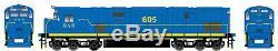 BOWSER 23998 Ho SCALE ALCO C628 D&H NdeM 605 LOCOMOTIVE W LOKSOUND SOUND/DC/DCC