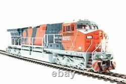 BROADWAY LIMITED 3423 N AC6000 BHP Iron Ore 6075 Newman Paragon3 DC/DCC/Sound