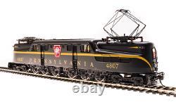BROADWAY LIMITED 4690 HO GG1 Electric PRR #4807 DGLE 1 St Paragon3 Sound/DC/DCC