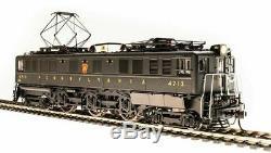 BROADWAY LIMITED 4706 HO SCALE PRR P5a Boxcab 4738 Freight Paragon3 Sound/DCC