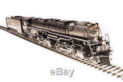 BROADWAY LIMITED 4986 HO D&RGW 3803 Challenger 4-6-6-4 Coal Paragon3 Sound DCC