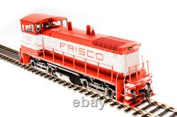 BROADWAY LIMITED 5455 HO Scale EMD SW1500 SLSF #330 Paragon3 Sound/DC/DCC