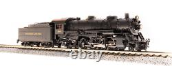 BROADWAY LIMITED 5727 N SCALE USRA Light Mikado PRR 9630 Paragon3 Sound/DC/DCC