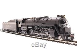 BROADWAY LIMITED 5770 HO Reading T1 4-8-4 In Service 2104 Paragon3 Sound/DC/DCC