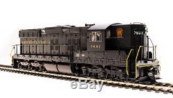 BROADWAY LIMITED 5808 HO SD9 PRR 7604 Brunswick Green Paragon3 Sound/DC/DCC