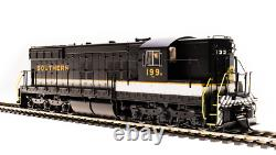 BROADWAY LIMITED 5810 HO SCALE SD9 SOUTHERN 198 Tuxedo Paragon3 Sound/DC/DCC
