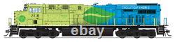 BROADWAY LIMITED 5868 HO GE Evolution Hybrid ES44C4 2010 PARAGON3 DC/DCC/SMOKE
