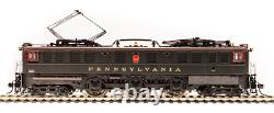 BROADWAY LIMITED 5930 HO PRR P5a Boxcab 4733 Passenger Paragon3 Sound/DC/DCC