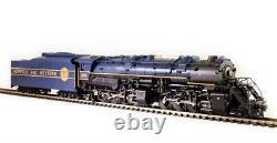 BROADWAY LIMITED 6416 HO N&W Y6b 2-8-8-2 2198 Blue 22I t Paragon3 Sound/DC/DCC