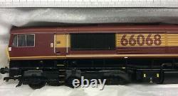 Bachmann 32-733 Class 66 Diesel 66068 Lafarge EWS DCC Ready