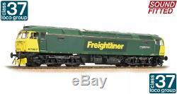 Bachmann 32-753DS Class 57/0 57007'Freightliner Bond' Freightliner DCC Sound