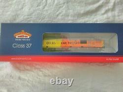 Bachmann 32-789 Class 37/0 Diesel 37099 Merl Evans Colas Rail DCC Ready