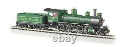 Bachmann 51403 HO Southern Baldwin 4-6-0 Steam Loco withDCC & Sound #1087