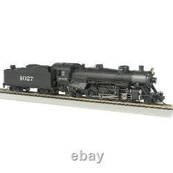 Bachmann 54405 Frisco Light 2-8-2 withMedium Tender DCC Ready Locomotive HO Scale