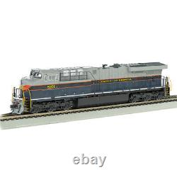 Bachmann 65401 Central Of Georgia NS Heritage-GE ES44AC-DCC Sound Locomotive HO