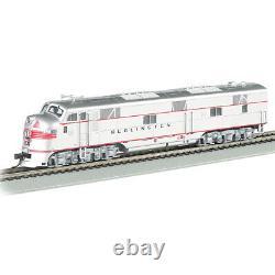 Bachmann 66603 CB & Q E7-A # 99168 DCC Sound Value Locomotive HO Scale