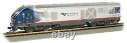 Bachmann 67902 Ho Amtrak Midwest #4611 Charger Sc-44 DCC Wowsound