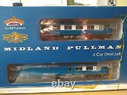 Bachmann Branch Line 31-255DC Midland Pullman 6 Car Unit DCC On Board