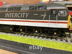 Bachmann Class 47 47835 Windsor Castle Intercity Swallow 31-650Z DCC fitted