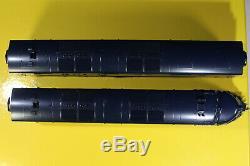 Brass HO UTI MOPAC E-6 AB SET LATE VERSION #11, 11B DCC READY #1 OF 3 SETS MADE